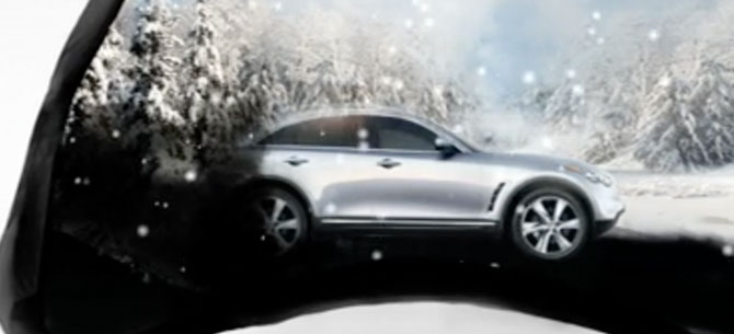 Infiniti Holiday