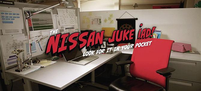 Nissan Juke iAd