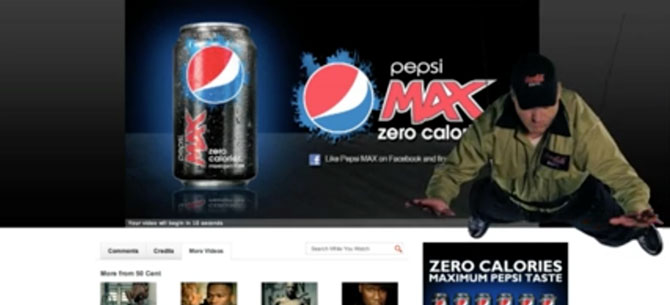 Pepsi Vevo